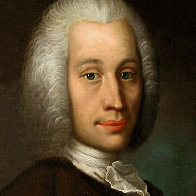 Porträtt av Anders-celsius