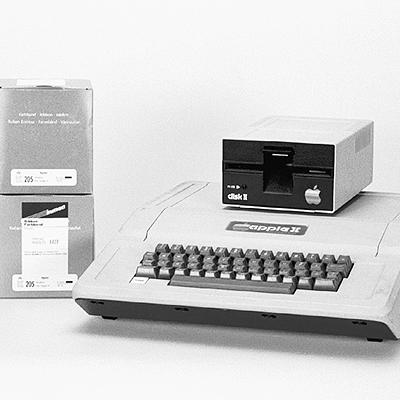 Äldre Mac-dator
