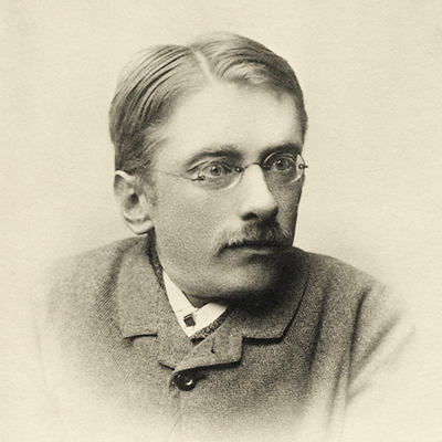 Porträtt av Jonas Wenström