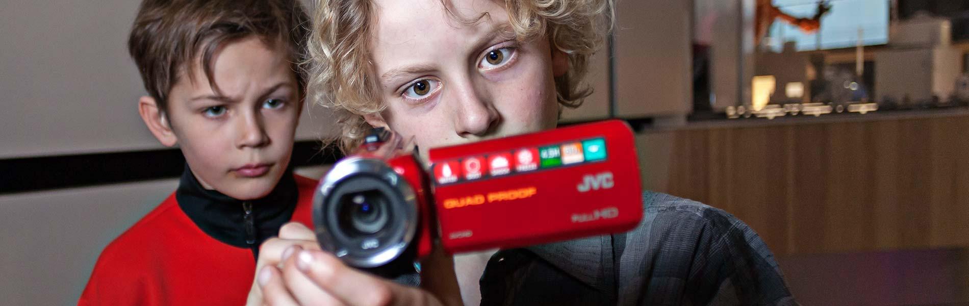 Filmverkstad tillsammans med Stockholms filmfestival