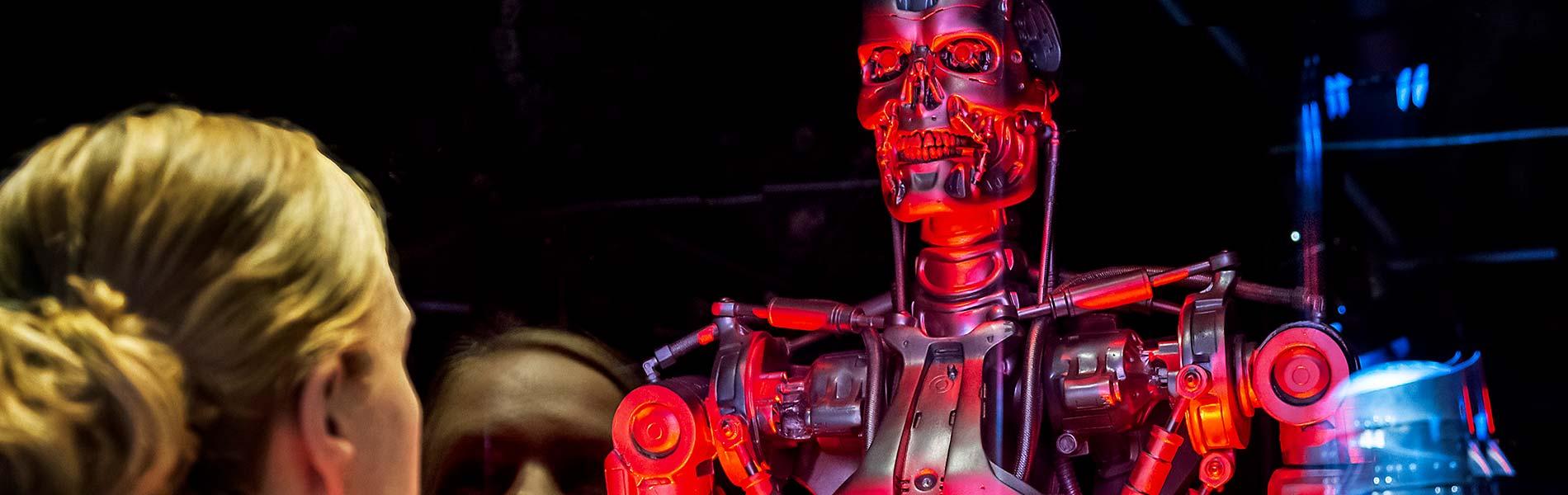 T800 från filmen Terminator